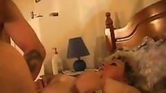 fat duo gets nasty in mattress