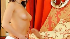 Blow and vaginal group-sex