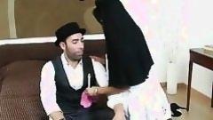maid sonia sucks a cock