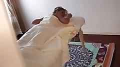Sensual massage for sexy beauty
