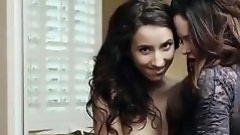 pale brown hair babes make love