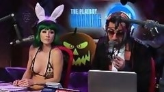 halloween party on the morning show @ season 1, ep. 388