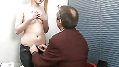 Delightful anal act of love with teacher