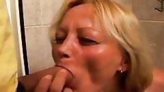 grandma gets dirty after showering @ i wanna cum inside your grandma #05