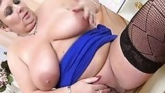 concupiscent bbw and her dual ended marital-device
