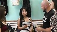 girls twist into sluts for cash