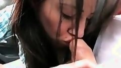 Slender Gina Devine railed and jizzed on